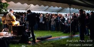Rivherside @ Blues Cafe Party
