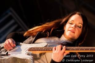 Erja Lyytinen @ Blues Cafe Party