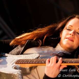 Erja Lyytinen @ Blues Cafe Party