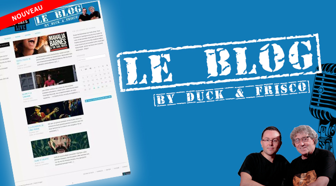 Le Blues Café a son blog !