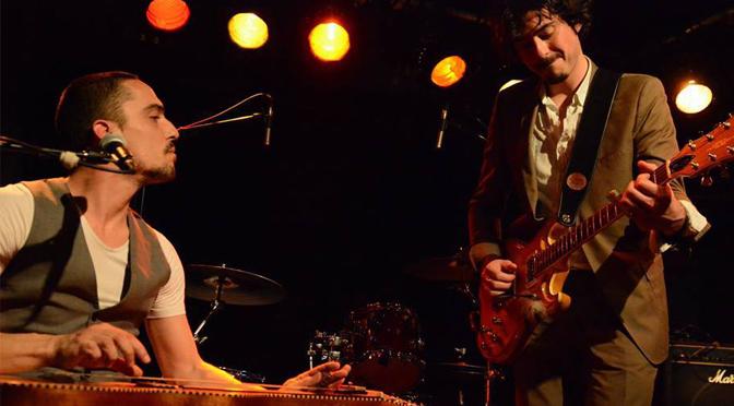 Save The King et Olivier Gotti dans le Blues Café Live