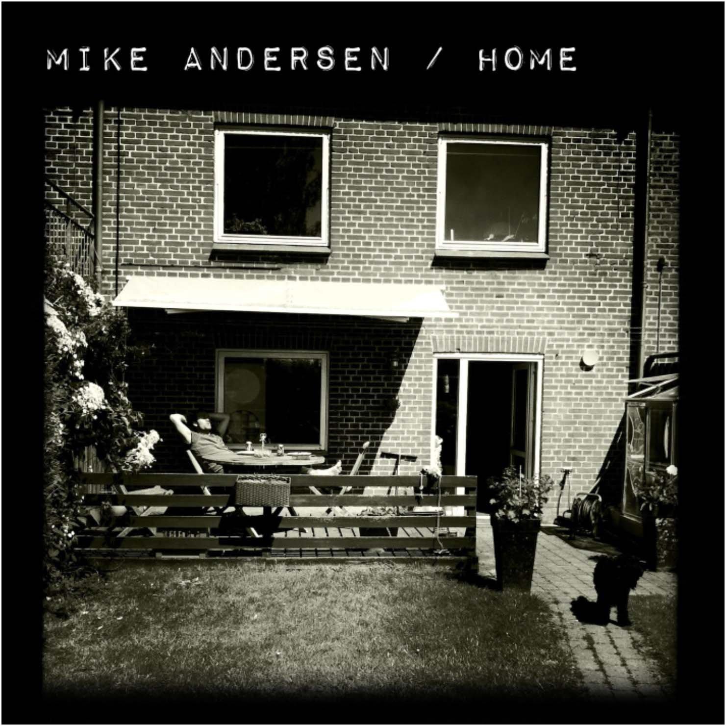 MIKE ANDERSEN – Water myplants