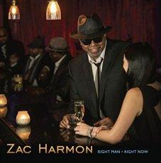 ZAC HARMON - Good thing found