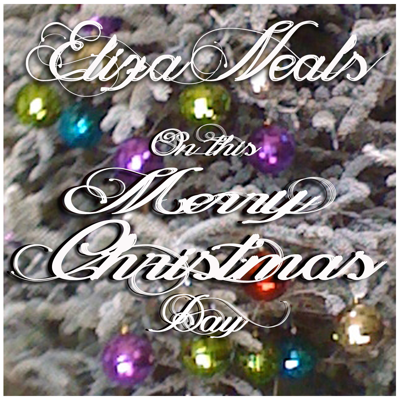 ELIZA NEALS – On this merry christmasday