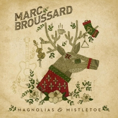 MARC BROUSSARD - Almost christmas