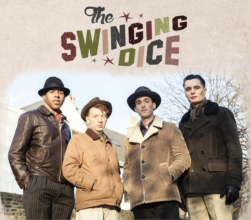 THE SWINGING DICE – Hey hey