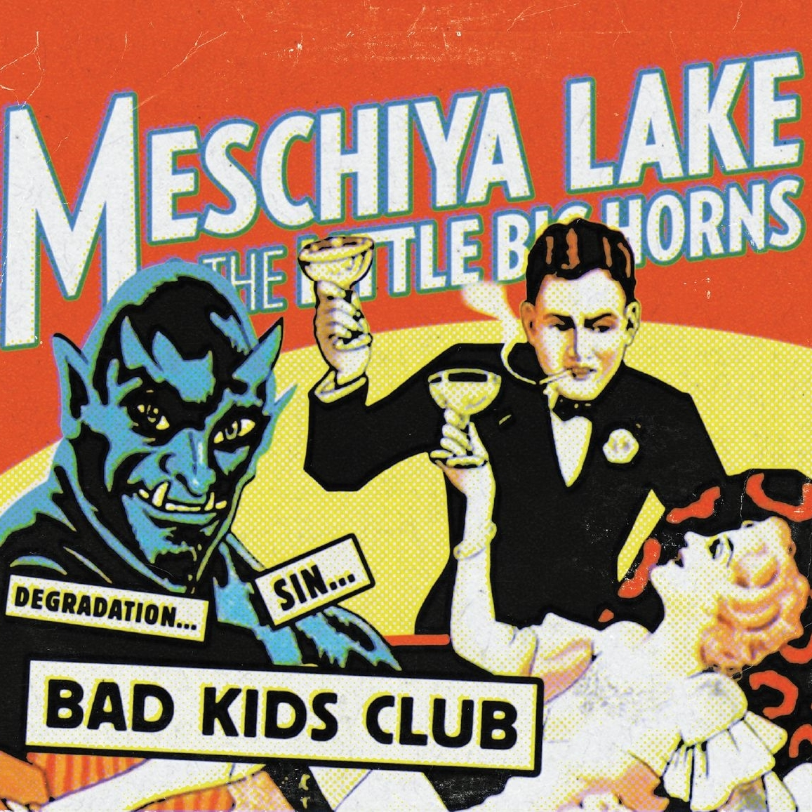 MESCHIYA LAKE –Communication