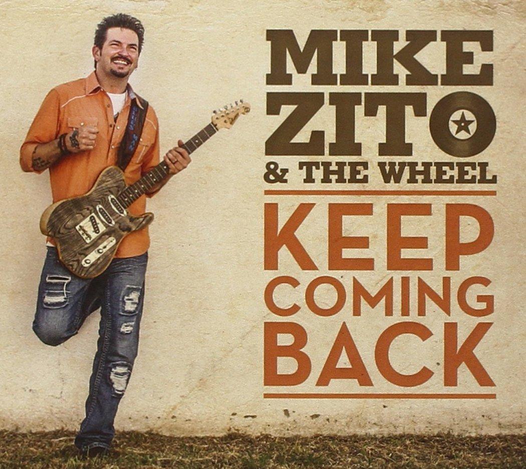 MIKE ZITO & THE WHEEL –Bootleg