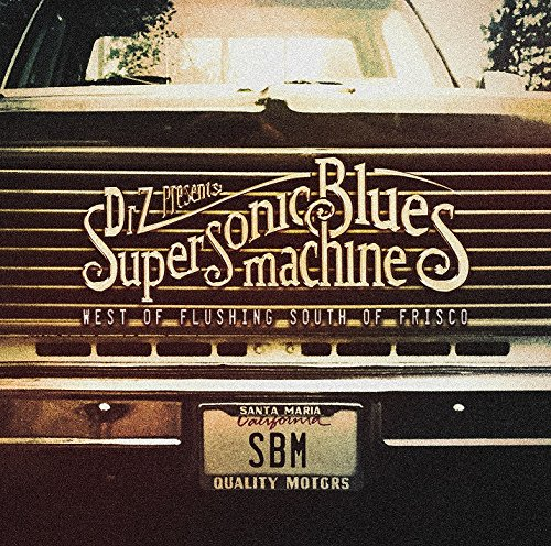 SUPERSONIC BLUES MACHINE – Miracle man