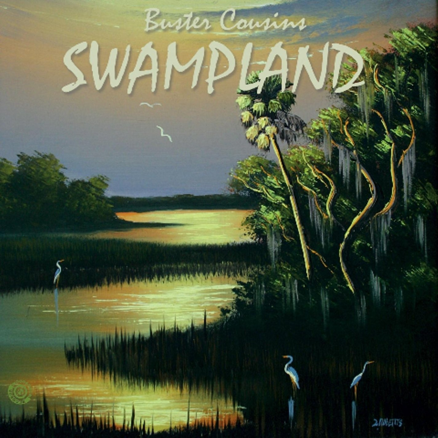 BUSTER COUSINS –Swampland
