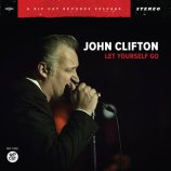 JOHN CLIFTON - Let yourself go