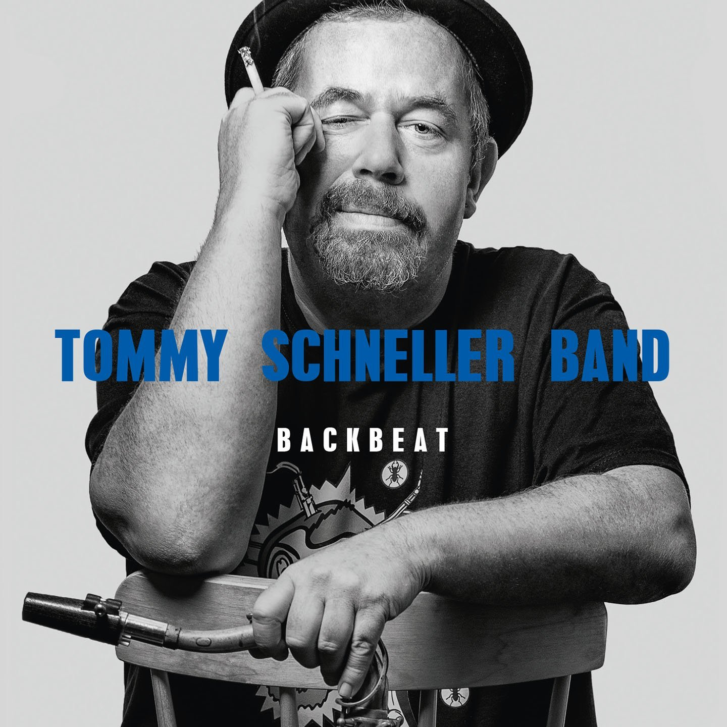 TOMMY SCHNELLER BAND – Tryin' to letgo