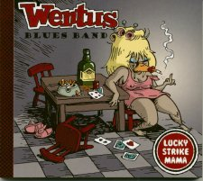 WENTUS BLUES BAND - Baa baa