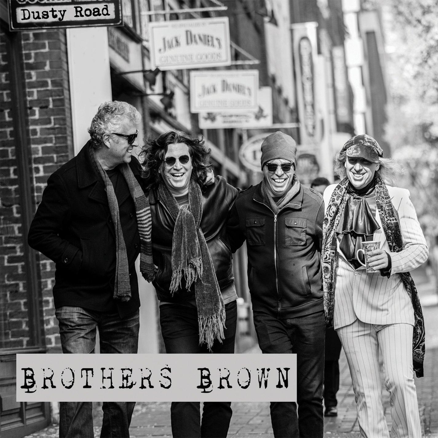 BROTHERS BROWN –Hurricane