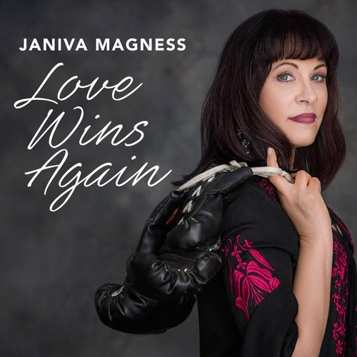 JANIVA MAGNESS – Your house is burnin'