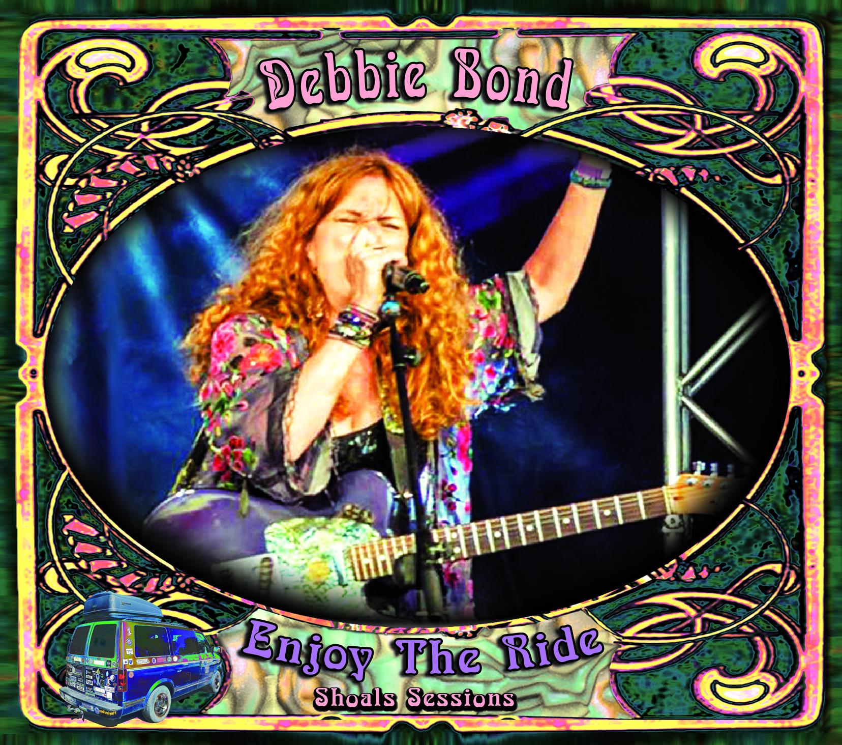 DEBBIE BOND – Enjoy theride