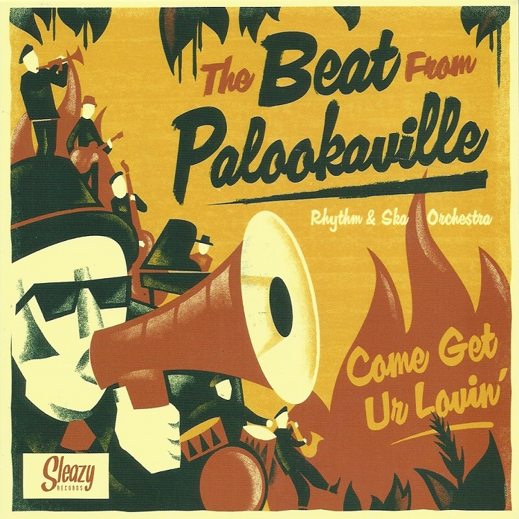 THE BEAT FROM PALOOKAVILLE – The wobble