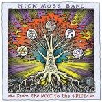 NICK MOSS BAND - Dead man's hand