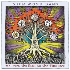 NICK MOSS BAND - Dead man's hand