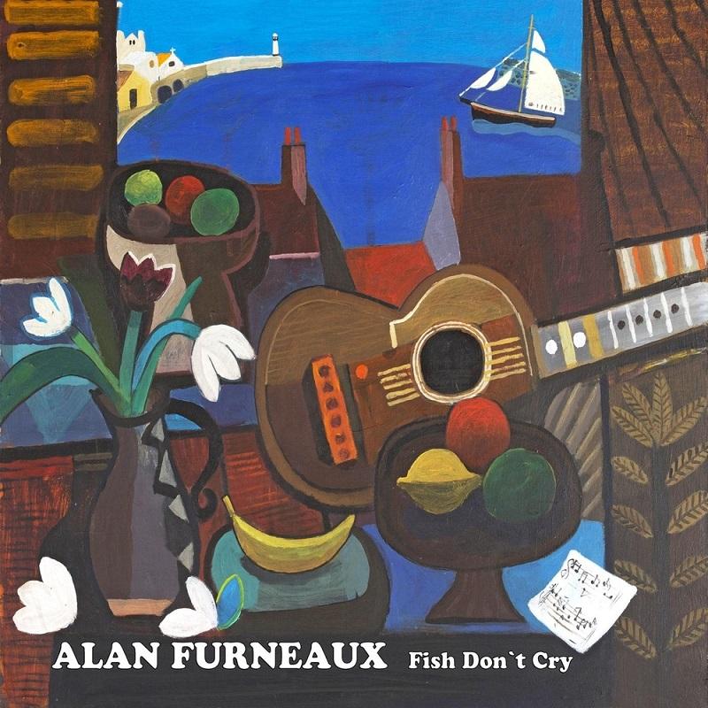 ALAN FURNEAUX – I want chahuggin'