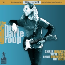 CHRIS DUARTE GROUP - She's fine