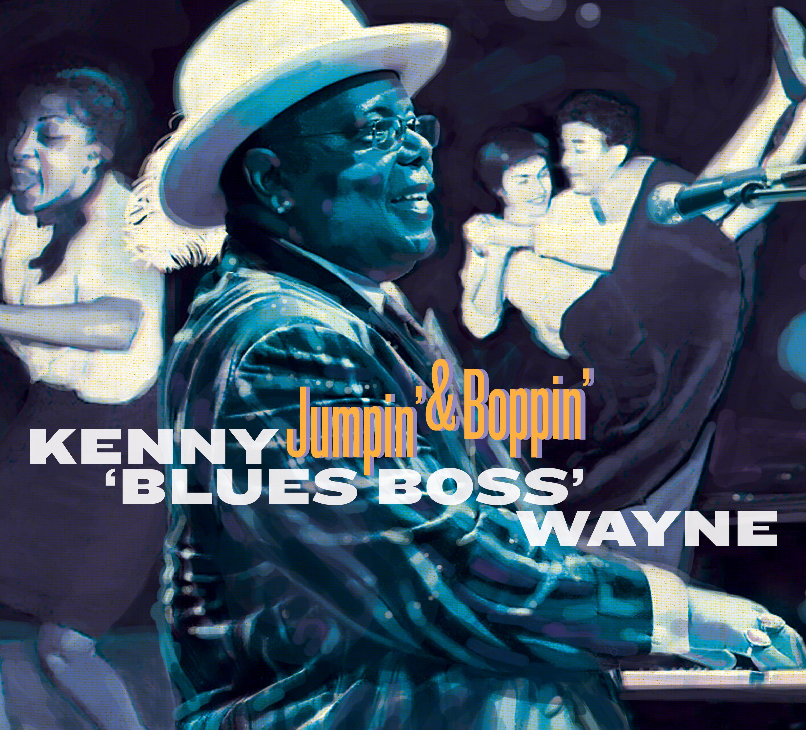 KENNY BLUES BOSS WAYNE – I need yourlovin'