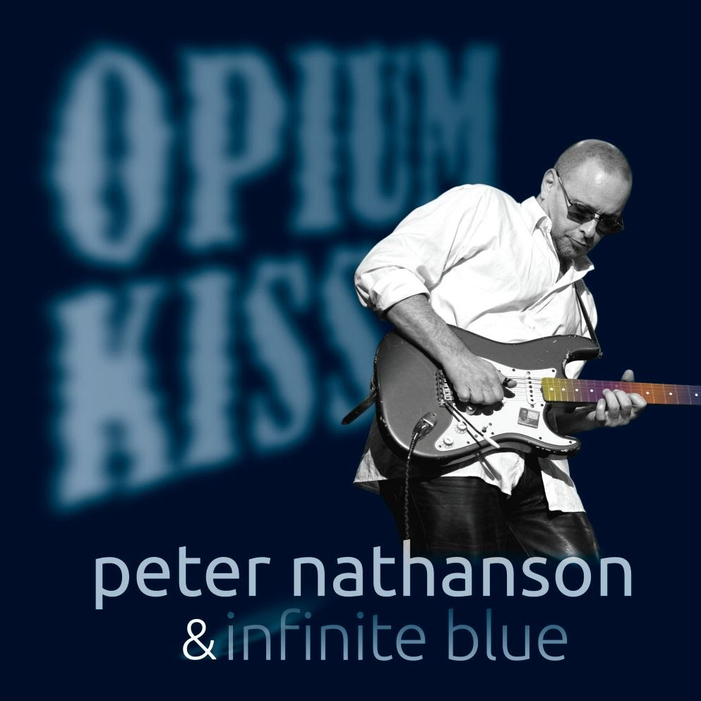 PETER NATHANSON & INFINITE BLUE – All out of time