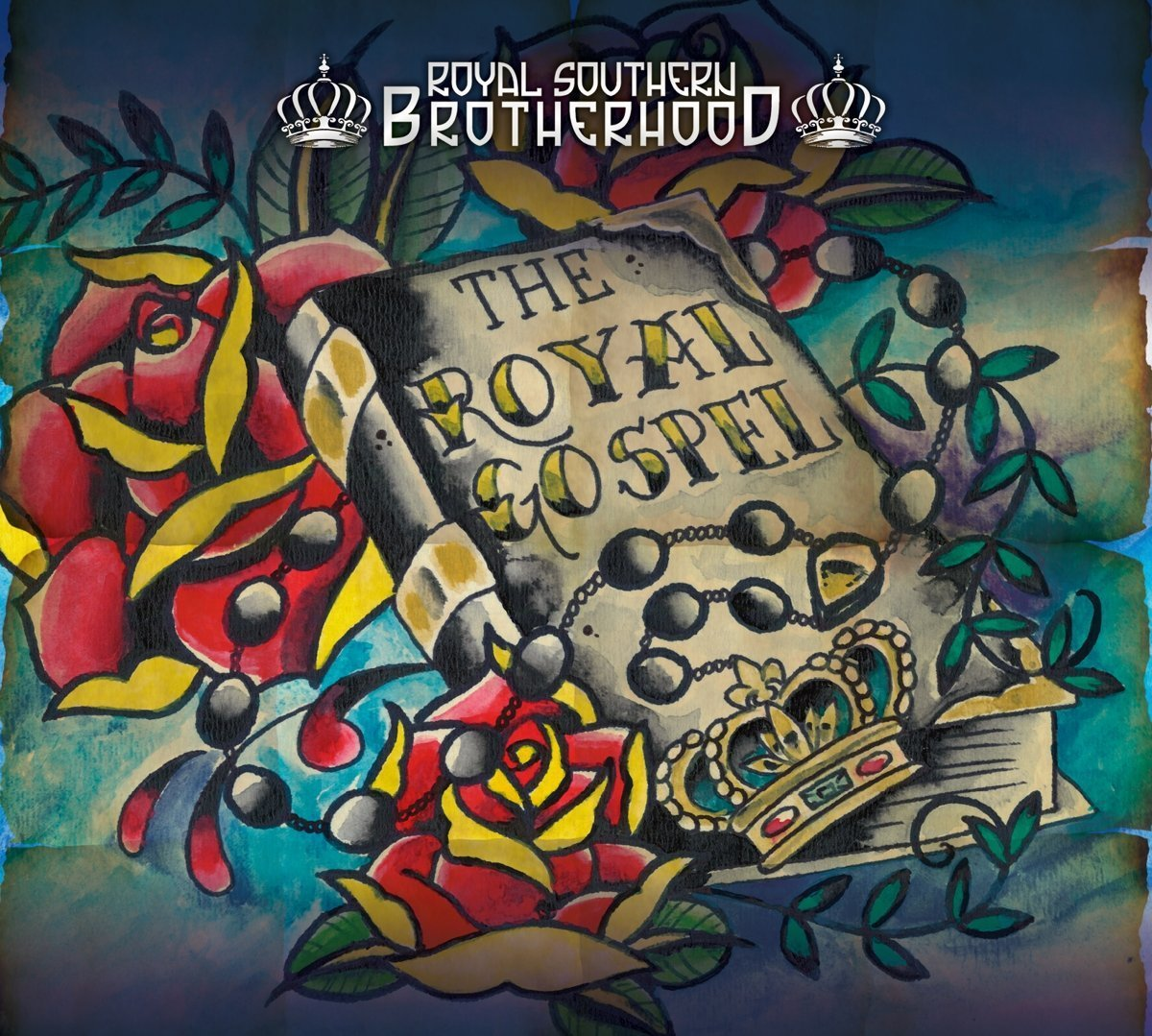 ROYAL SOUTHERN BROTHERHOOD – I wonder why