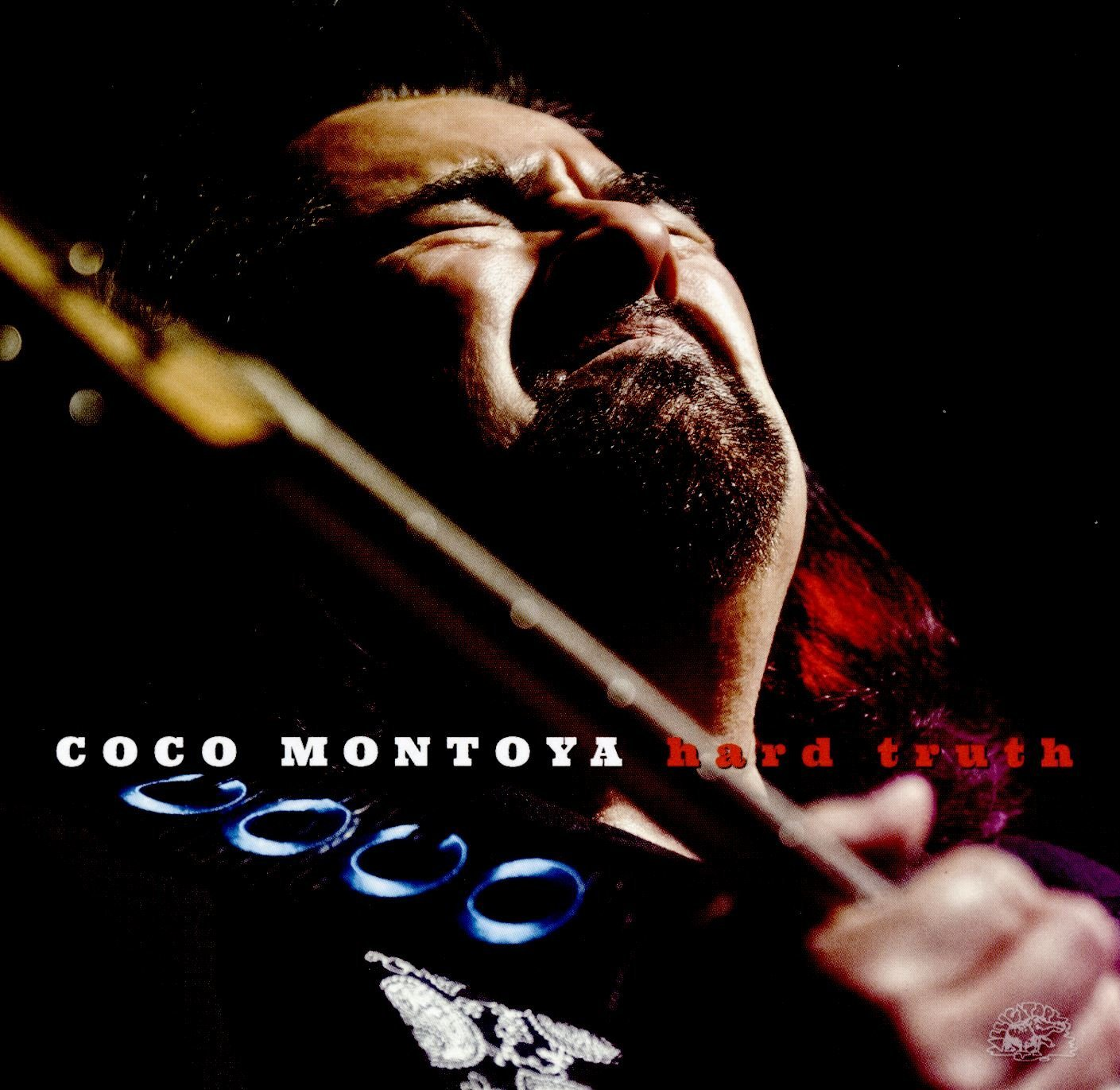 COCO MONTOYA – I want to shout aboutit