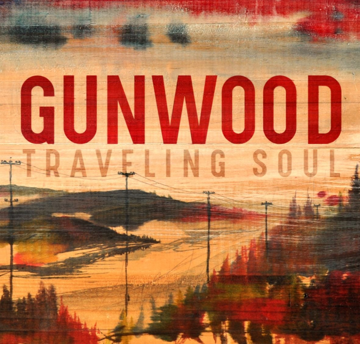 GUNWOOD – Traveling soul