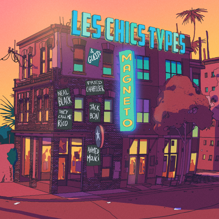 LES CHICS TYPES (FEAT AHMED MOUICI) – Sudprofond