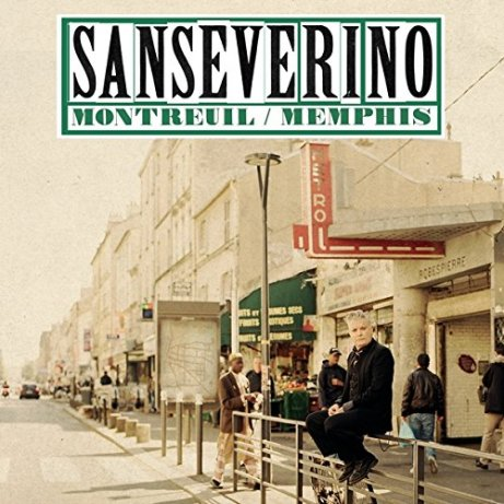 SANSEVERINO - Touche pas au grizzly